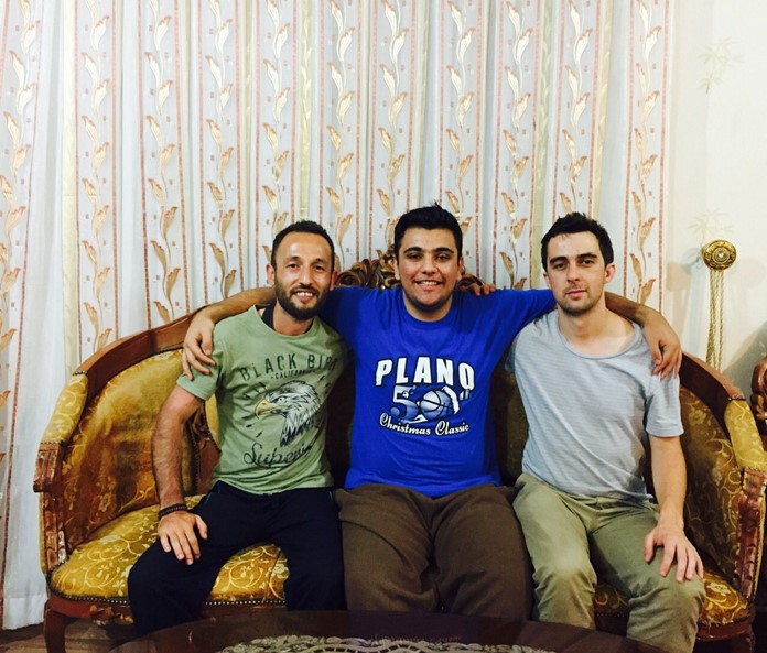 Couchsurfing Evi, Tebriz