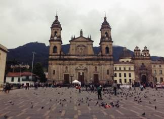 Bogota Katedrali, Kolombiya