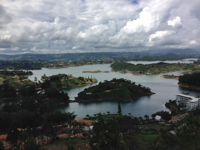 El Penon de Guatape, Kolombiya