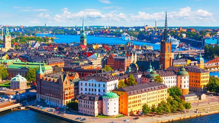 Avrupa Rüyası: Kuzey Avrupa Turu İsveç Stockholm
