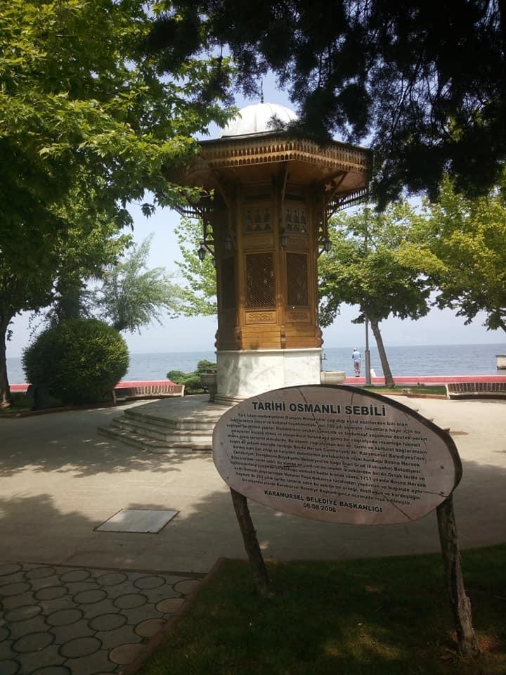 Tarihi Osmanlı Sebili