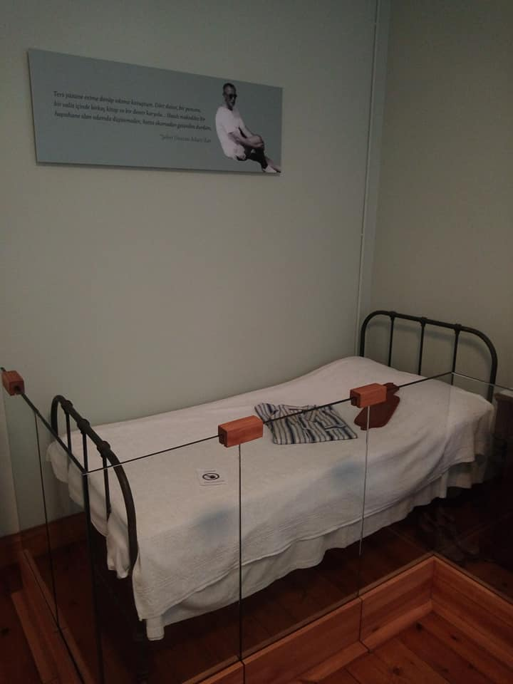 Sait Faik Abasıyanık Yatak Odası