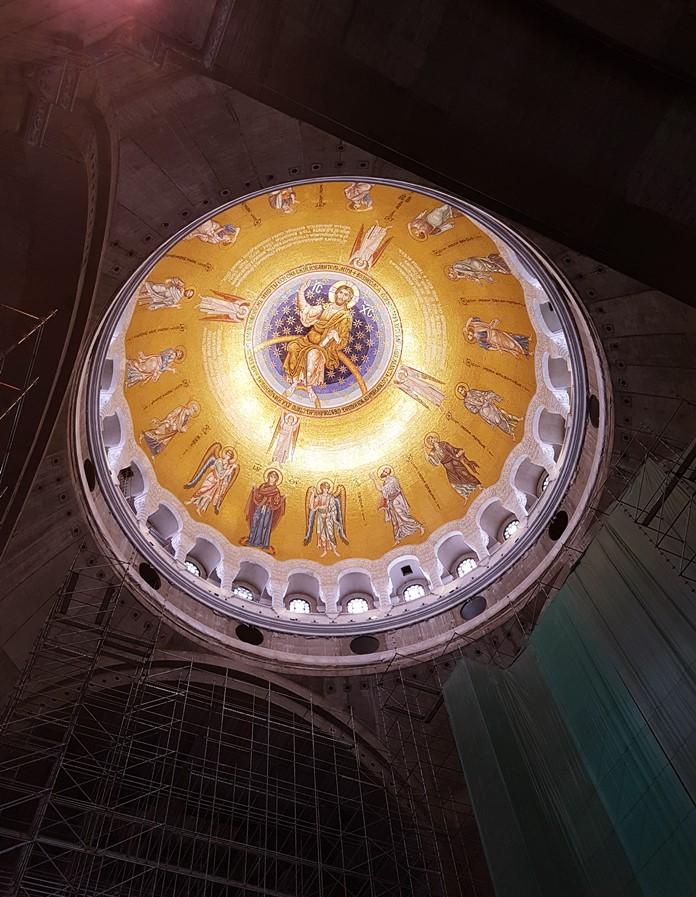 Aziz Mark Kilisesi İç Görünümü