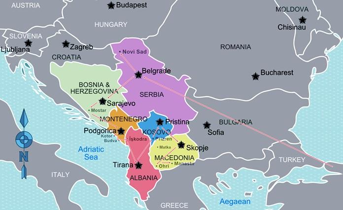 Balkanlar Rotası