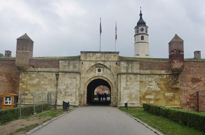 Belgrad Kale Girişi