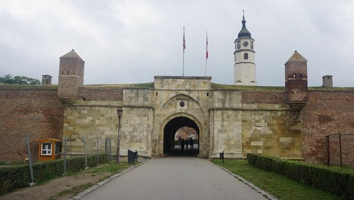 Kalemeydan Parkı, Belgrad