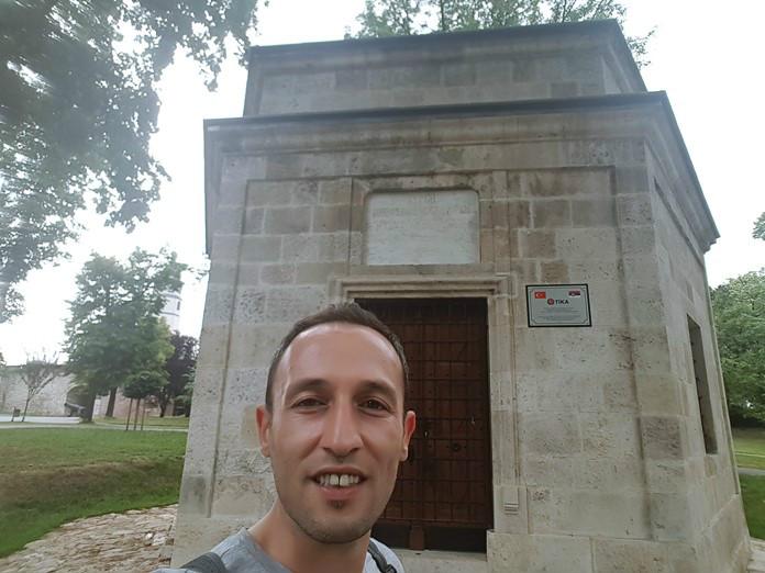 Damat Ali Paşa Türbesi, Belgrad