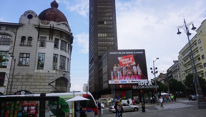 Nova Grad, Belgrad