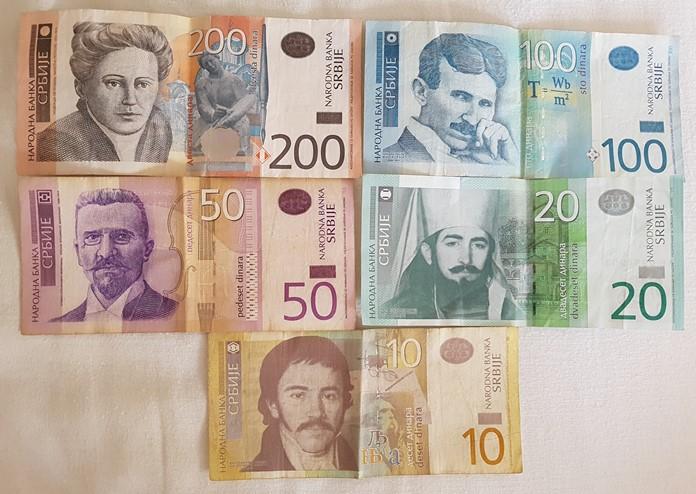Sırbistan Para Birimi: Dinar