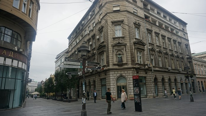 Skardalija Bölgesi, Belgrad