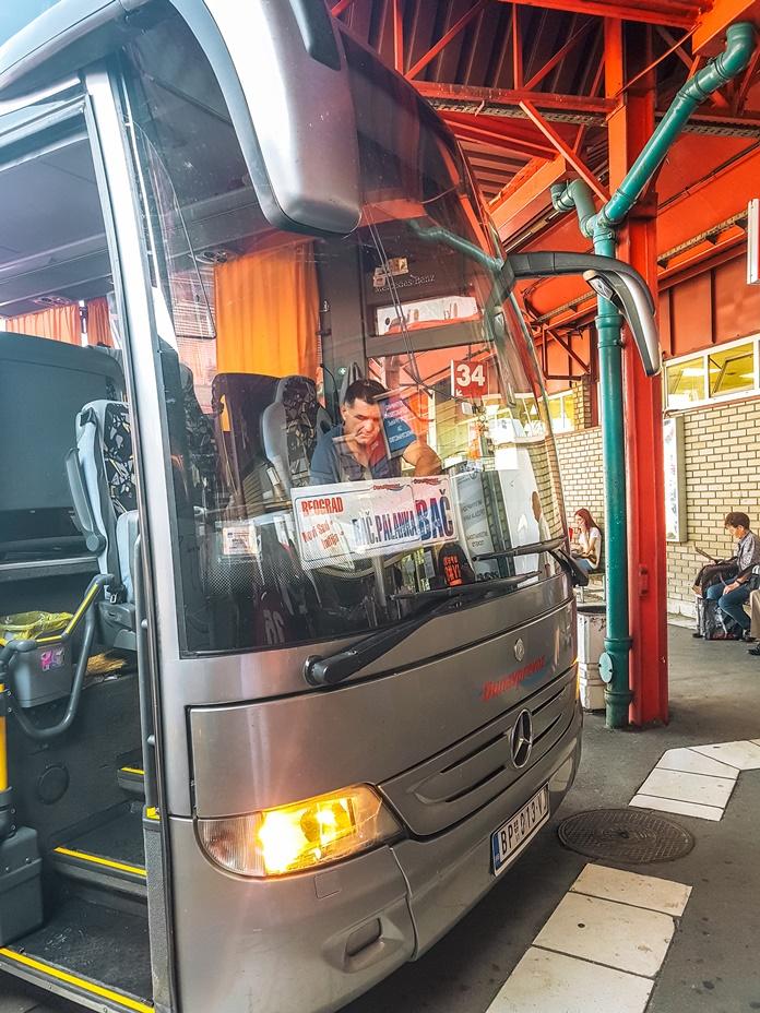 Belgrad-Novi Sad Otobüsü
