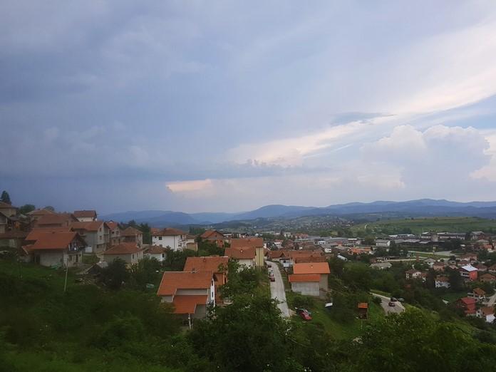 Bosna Hersek Toprakları