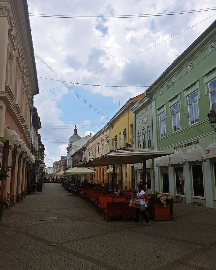Dunavska Caddesi, Novi Sad