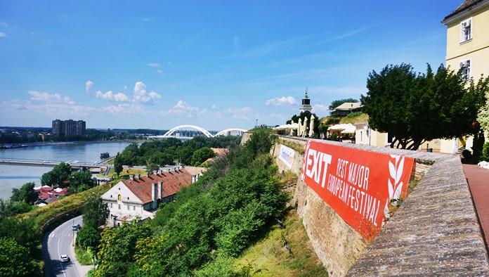 EXIT Festivali, Novi Sad