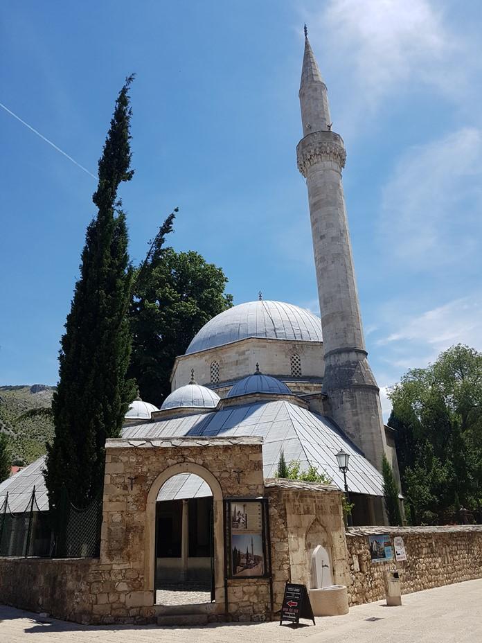 Karagöz Bey Camii, Mostar