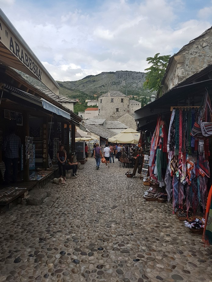 Bakırcılar Çarşısı, Mostar