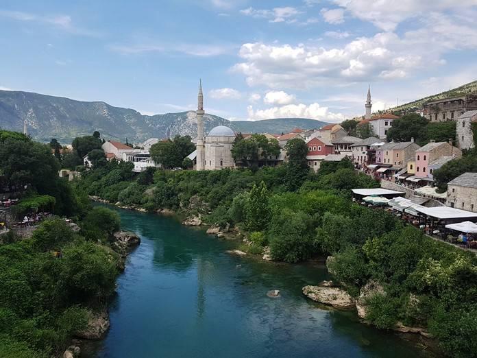 Neretva Nehri, Mostar