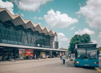 Novi Sad Otobüs Terminali