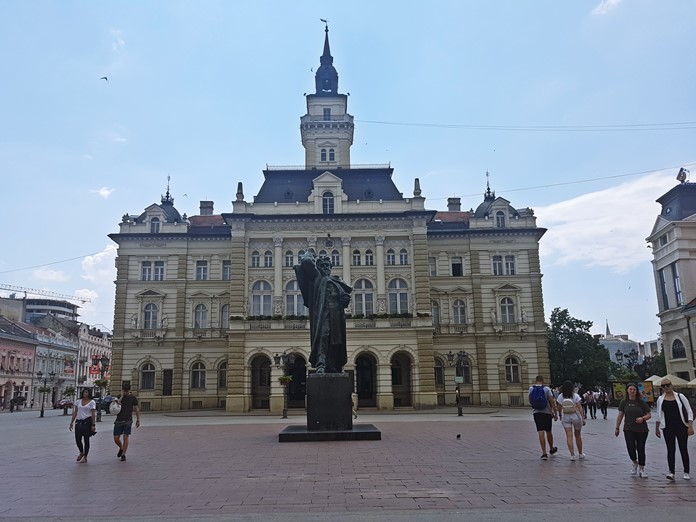 Trg Slobode (Özgürlük Meydanı), Novi Sad