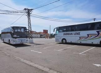 Novi Sad - Saraybosna Otobüs Molası