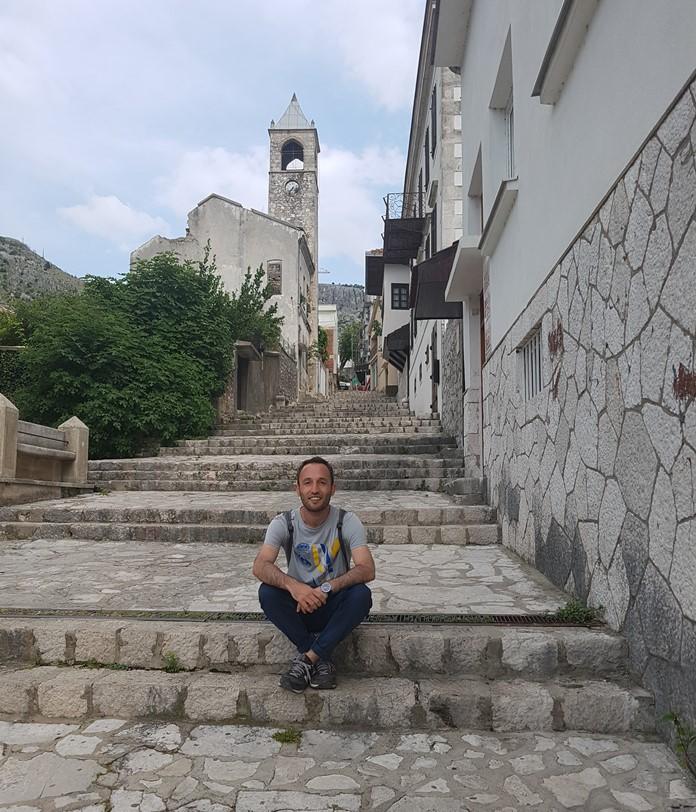 Saat Kulesi, Mostar