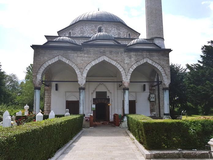 Ali Paşa Camii, Saraybosna