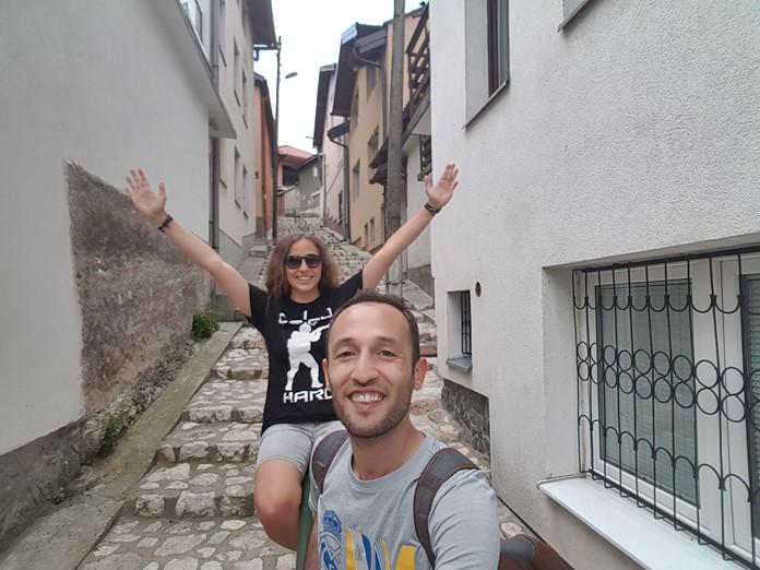 Saraybosna'da Arkadaş