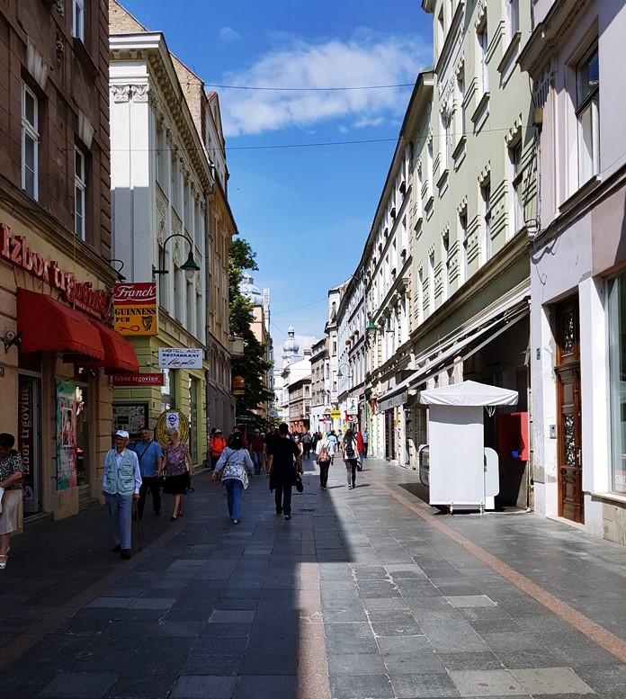 Ferhadiye Caddesi, Saraybosna
