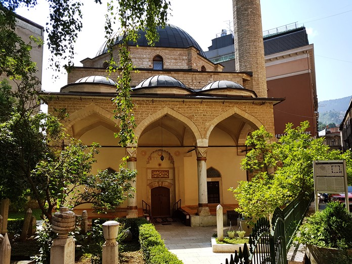 Ferhadiye Camii, Saraybosna