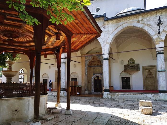 Gazi Hüsrev Bey Camii, Saraybosna
