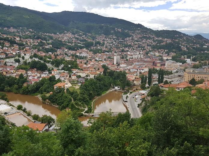 Saraybosna Manzarası