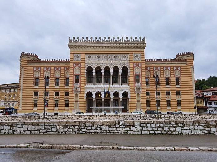 Milli Kütüphane, Saraybosna