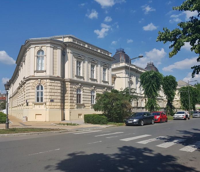 Voyvodina Müzesi, Novi Sad