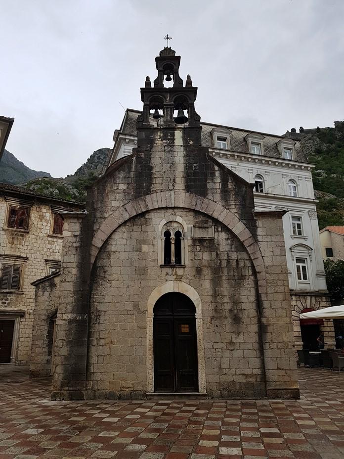 Aziz Luke Kilisesi, Kotor