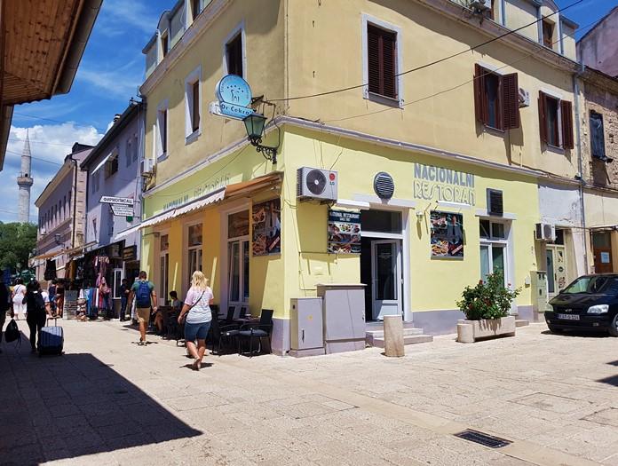 Eski Mostar Evleri