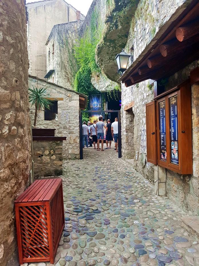Jusovina Sokağı, Mostar