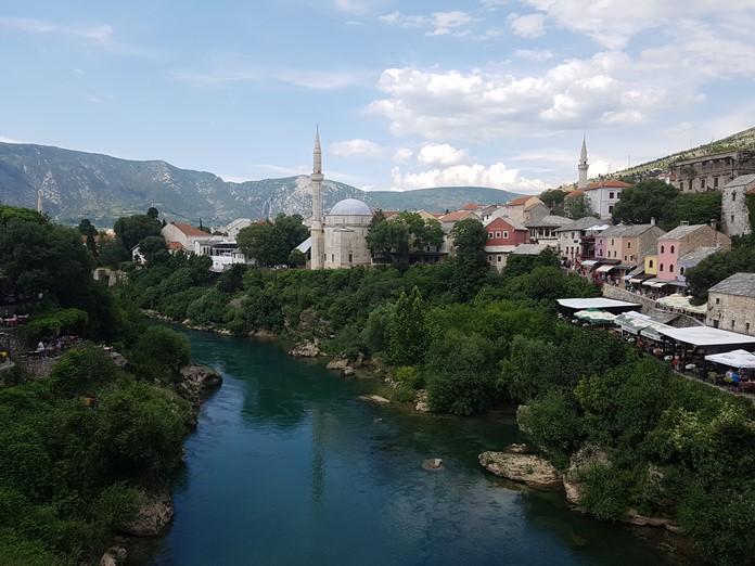 Koski Mehmed Paşa Camii, Mostar