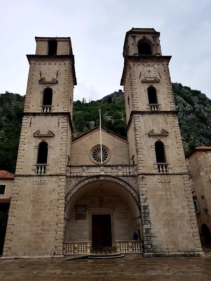 Kotor Katedrali