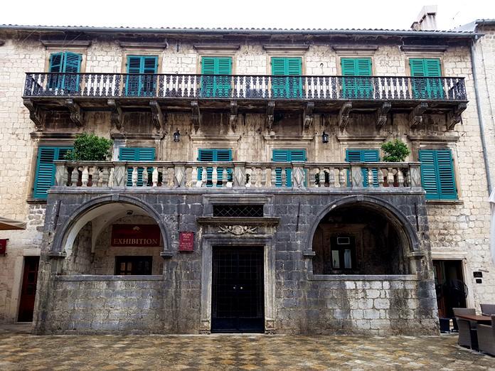 Pima Sarayı, Kotor