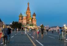 Kremlin'in Başkenti: Moskova
