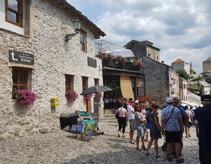 Mostar Eski Kent Bölgesi
