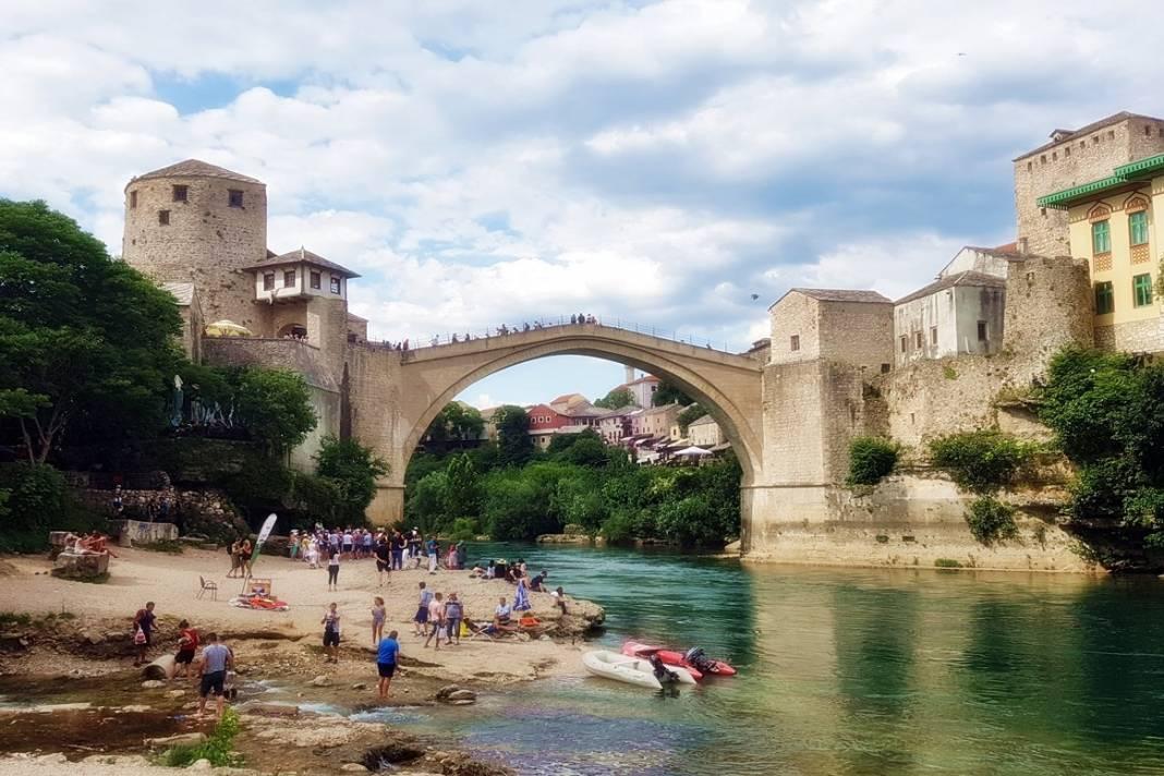 Mostar Gezilecek Yerler