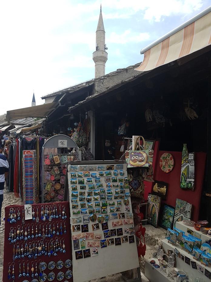 Mostar Hediyelik Eşya Dükkanları