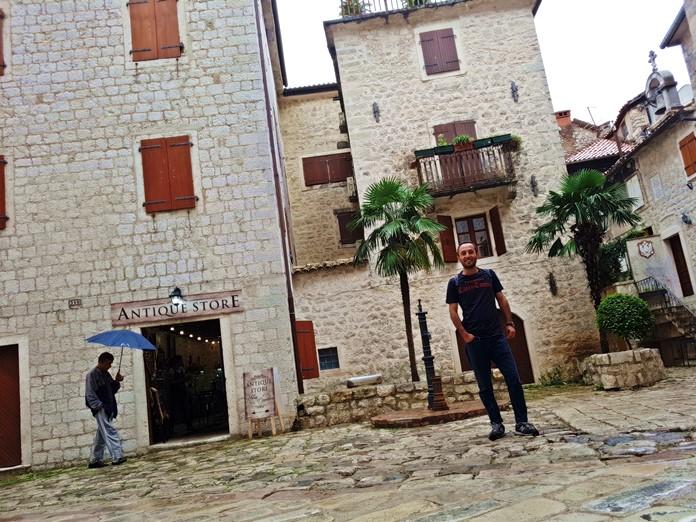 Tarihi Kotor Şehri
