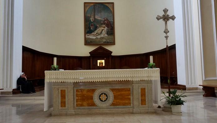 Aziz Stephen Katedral İçerisi, İşkodra