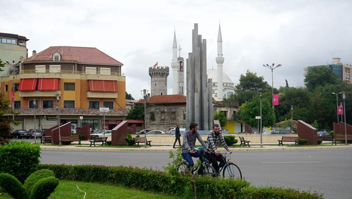 Bisiklet Şehri İşkodra