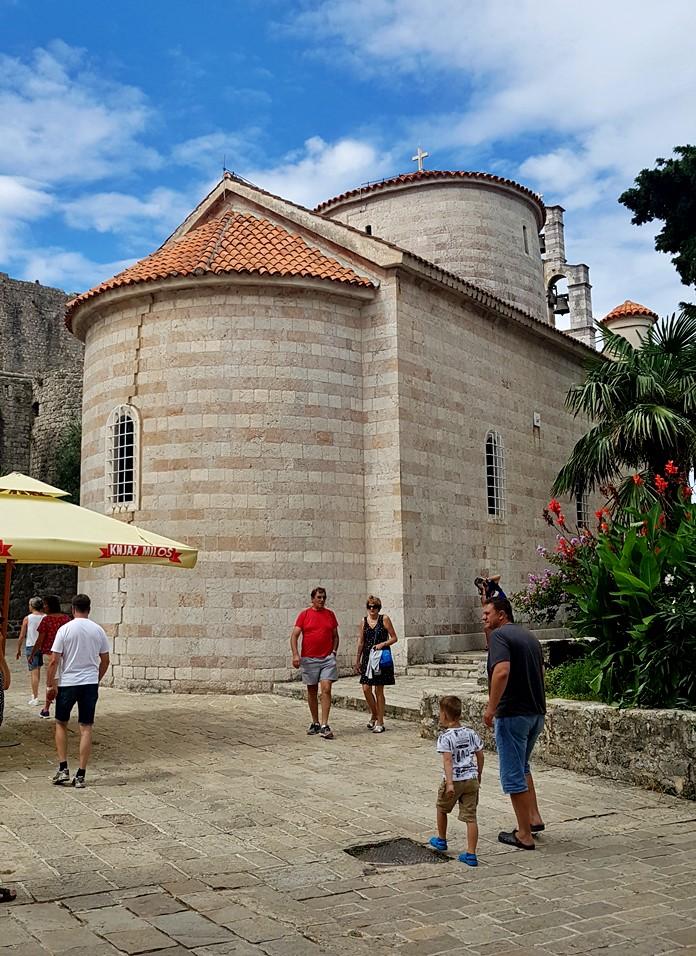 Budva Kiliseleri