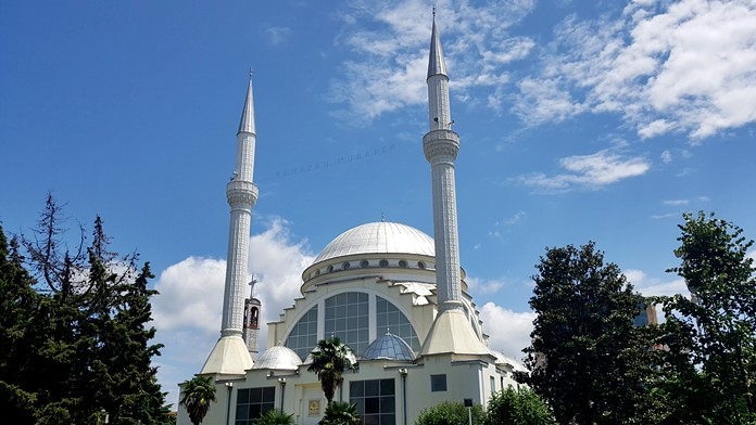 Ebubekir Camii, İşkodra