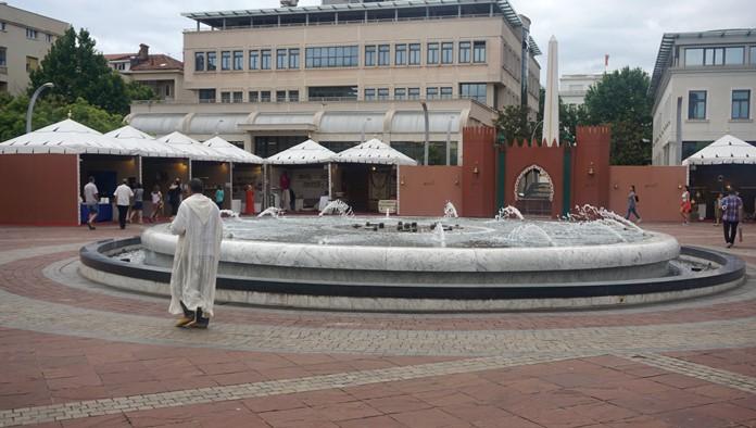 Podgorica'da Fas Tanıtımı