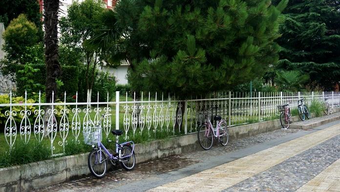 Bisiklet Şehri: İşkodra